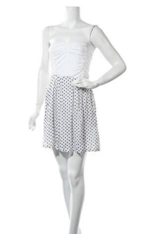 Φόρεμα Lemon Beret, Μέγεθος L, Χρώμα Λευκό, Βισκόζη, Τιμή 8,85€