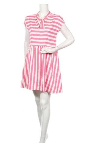 Φόρεμα Love Moschino, Μέγεθος S, Χρώμα Ρόζ , Πολυεστέρας, Τιμή 198,09€