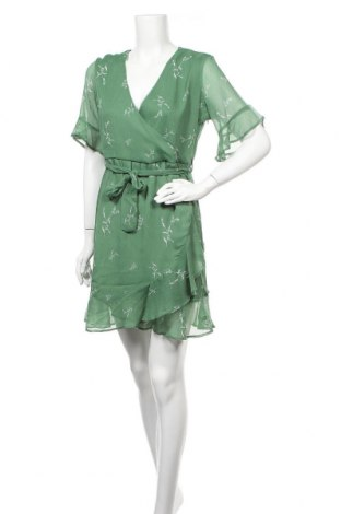 Рокля Neon Rose, Размер L, Цвят Зелен, Полиестер, Цена 26,55лв.