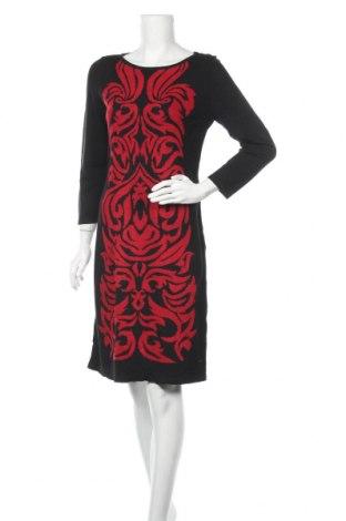 Φόρεμα Nine West, Μέγεθος M, Χρώμα Μαύρο, 65% βισκόζη, 34% πολυαμίδη, 1% άλλα νήματα, Τιμή 25,46€
