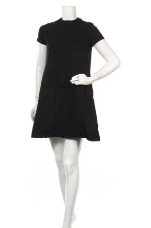 Рокля Noisy May, Размер XS, Цвят Черен, 56% памук, 44% полиестер, Цена 29,68лв.