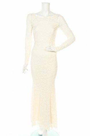 Φόρεμα Rosemunde, Μέγεθος XS, Χρώμα Εκρού, 50% βαμβάκι, 48% πολυαμίδη, 2% ελαστάνη, Τιμή 39,51€