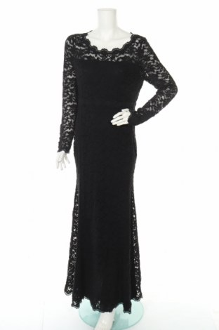 Φόρεμα Rosemunde, Μέγεθος XL, Χρώμα Μαύρο, 58% βαμβάκι, 48% πολυαμίδη, 2% ελαστάνη, Τιμή 61,60€