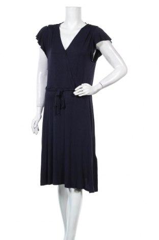 Φόρεμα Soya Concept, Μέγεθος L, Χρώμα Μπλέ, 95% βισκόζη, 5% ελαστάνη, Τιμή 8,25€