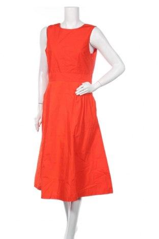 Рокля Warehouse, Размер L, Цвят Оранжев, Памук, Цена 51,35лв.