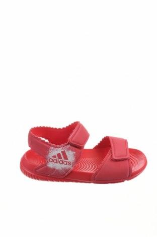 Σανδάλια Adidas, Μέγεθος 26, Χρώμα Ρόζ , Πολυουρεθάνης, Τιμή 21,82€