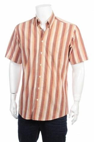 Мъжка риза Finest Tailor, Размер S, Цвят Кафяв, Цена 3,00лв.