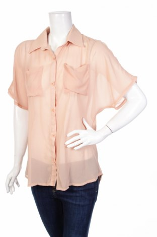 Γυναικείο πουκάμισο Papillonne, Μέγεθος S, Χρώμα Καφέ, Τιμή 11,13€