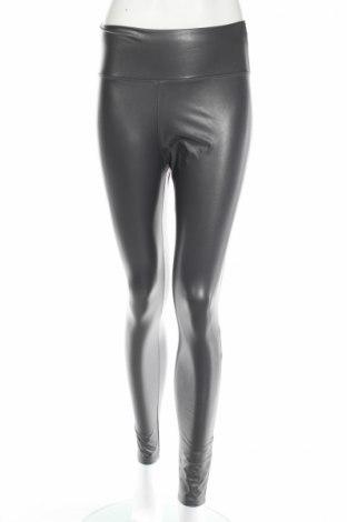 Damskie skórzane legginsy