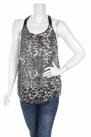 Γυναικείο αμάνικο μπλουζάκι Jacob, Μέγεθος M, Χρώμα Πολύχρωμο, Πολυεστέρας, Τιμή 3,25€