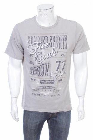 Męski T-shirt Garcia