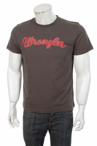 Męski T-shirt Wrangler