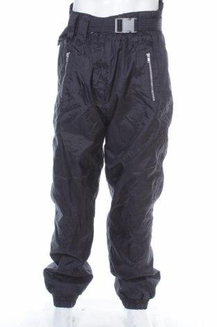 Męskie zimowe spodnie sportowe