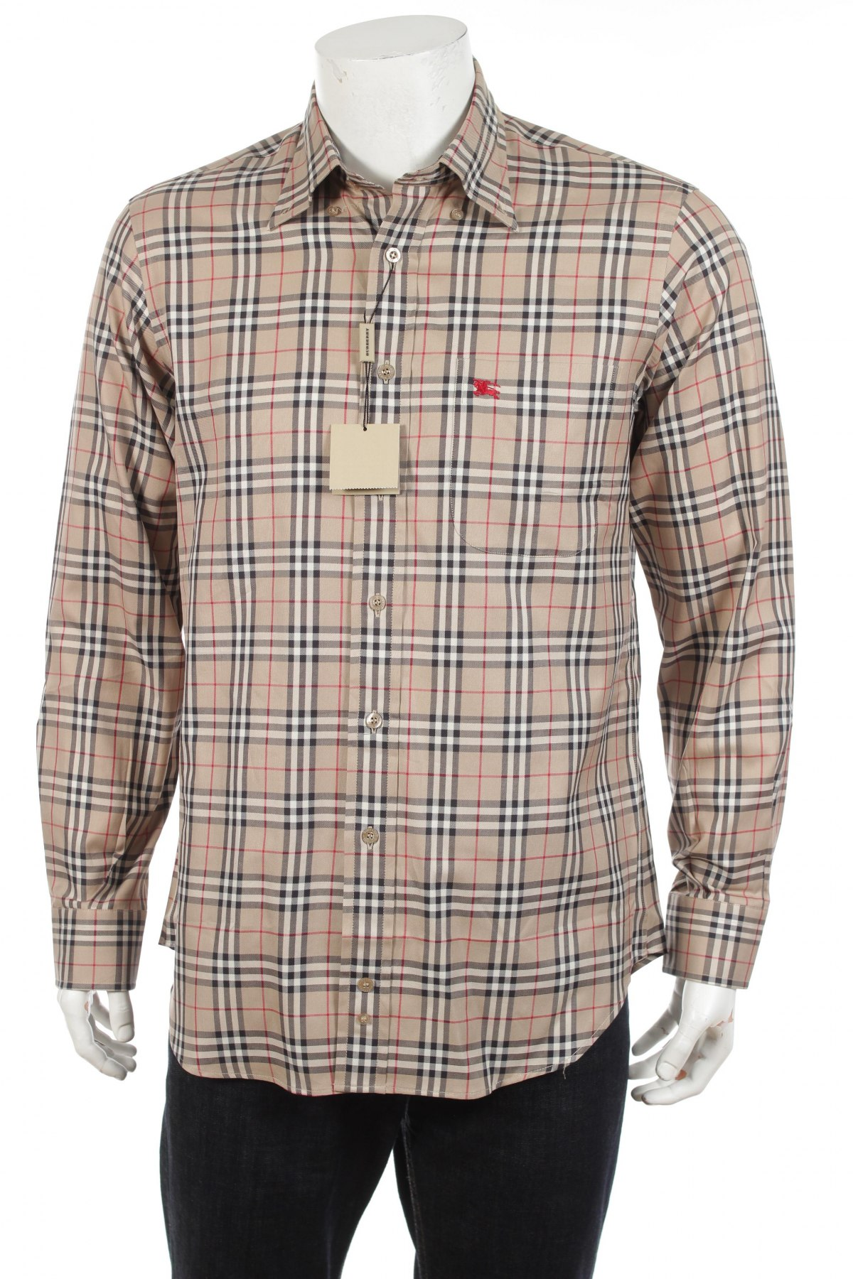 a3bc3ce994 Ανδρικό πουκάμισο Burberry - σε συμφέρουσα τιμή στο Remix -  8802246