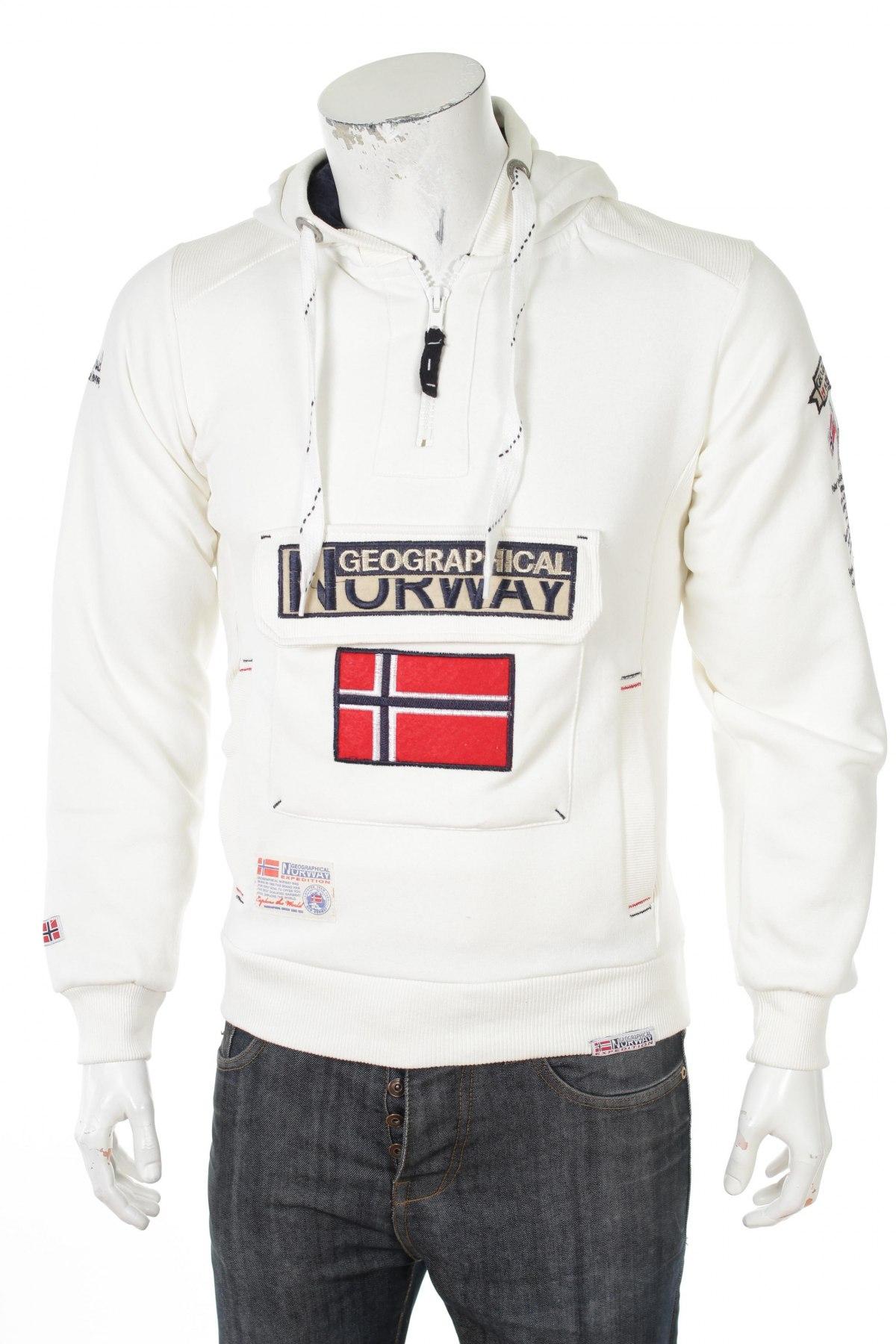 Pánska mikina Geographical Norway - za výhodnú cenu na Remix -  8823392 6ddc5385e9d