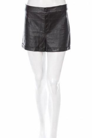 Pantaloni scurți de piele barbați H&M Divided