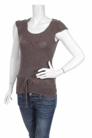 Γυναικείο πουλόβερ Promod, Μέγεθος S, Χρώμα Γκρί, Τιμή 4,59€