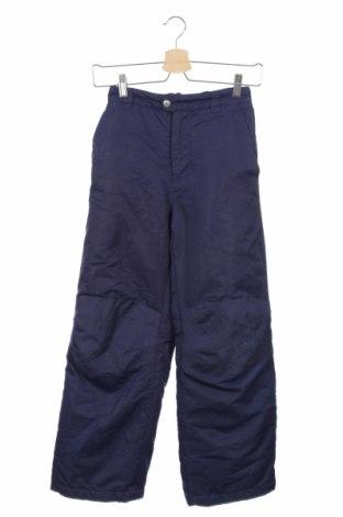 Детски панталон за зимни спортове Faded Glory, Размер 11-12y/ 152-158 см, Цвят Син, Полиестер, Цена 10,25лв.