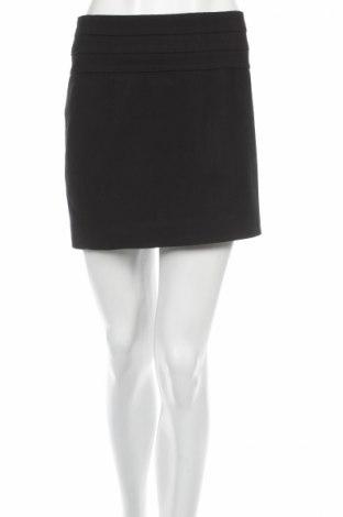 Φούστα H&M, Μέγεθος S, Χρώμα Μαύρο, 50% μαλλί, 40% βισκόζη, 10% πολυεστέρας, Τιμή 4,19€