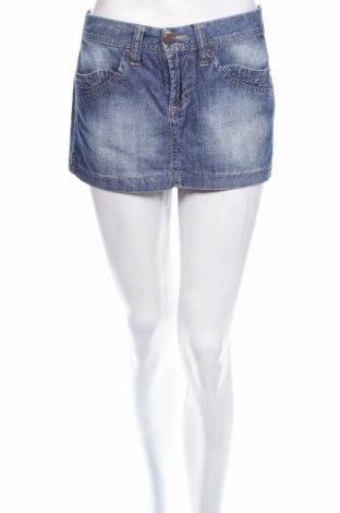 Φούστα Redstar, Μέγεθος M, Χρώμα Μπλέ, 100% βαμβάκι, Τιμή 3,91€