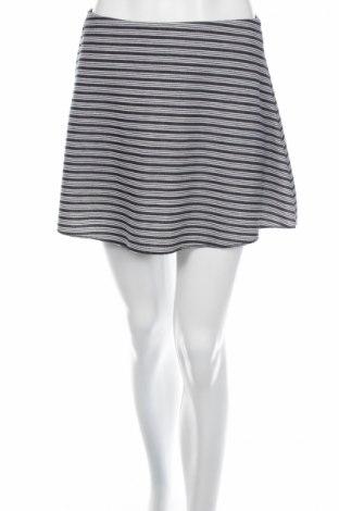 Φούστα Zara Trafaluc, Μέγεθος M, Χρώμα Μπλέ, 79% πολυεστέρας, 21% βισκόζη, Τιμή 8,41€