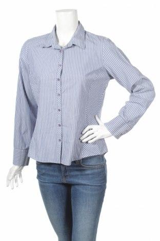 Дамска риза Austin Reed, Размер M, Цвят Син, Памук, Цена 8,50лв.