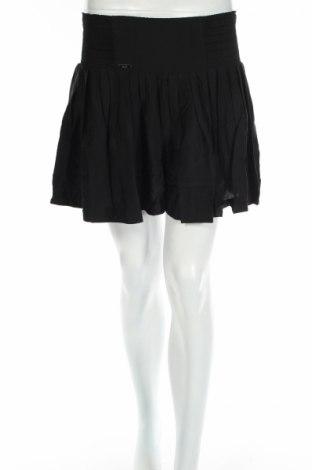 Γυναικείο κοντό παντελόνι Adidas Slvr, Μέγεθος S, Χρώμα Μαύρο, 83% βισκόζη, 17% μετάξι, Τιμή 12,27€