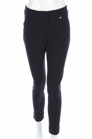 Dámské kalhoty  Raffaello Rossi, Rozměr S, Barva Modrá, 63% polyester, 33% viskóza, 4% elastan, Cena  317,00Kč