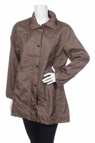 Дамско яке Anne De Lancay, Размер XL, Цвят Бежов, 100% полиестер, Цена 10,50лв.