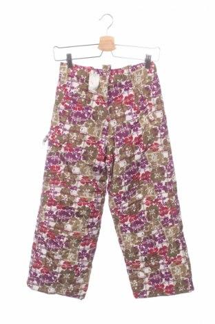 Detské nohavice pre zimné športy , Veľkosť 7-8y/ 128-134 cm, Farba Viacfarebná, Polyester, Cena  26,80€