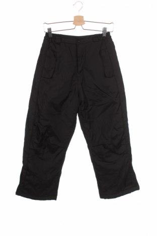 Detské nohavice pre zimné športy  Total Girl, Veľkosť 11-12y/ 152-158 cm, Farba Čierna, Polyester, Cena  23,81€