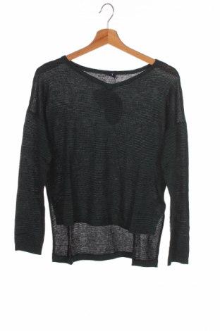 Detský sveter  Buffalo, Veľkosť 12-13y/ 158-164 cm, Farba Zelená, 64% Polyacryl, 23% bavlna, 13% polyamide, Cena  20,10€