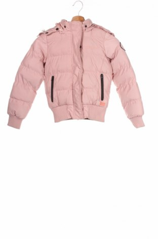 Детско яке Cars Jeans, Размер 10-11y/ 146-152 см, Цвят Розов, Полиестер, Цена 37,62лв.