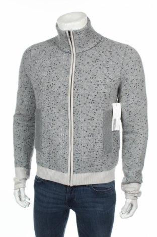 Jachetă tricotată de bărbați Adidas Slvr