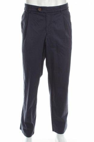 Pánske nohavice  Brax, Veľkosť L, Farba Modrá, 97% bavlna, 3% elastan, Cena  13,30€