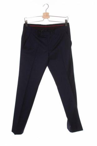Мъжки панталон Cinque, Размер S, Цвят Син, Вълна, Цена 19,35лв.