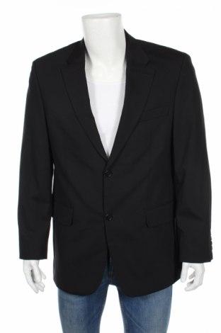 Pánské sako  Digel, Rozměr L, Barva Černá, 60% vlna, 38% polyester, 2% elastan, Cena  655,00Kč
