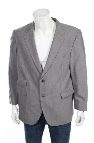 Pánské sako  Strellson, Rozměr XL, Barva Šedá, 97% vlna, 3% elastan, Cena  671,00Kč
