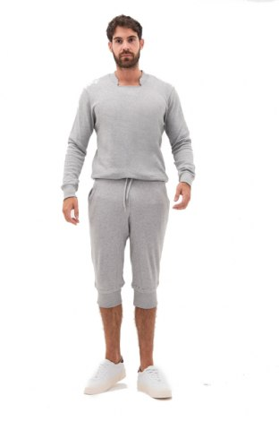 Мъжко спортно долнище Adidas Slvr