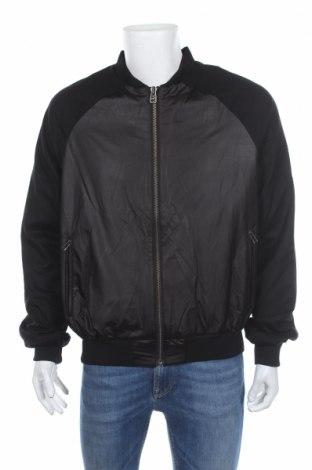 Pánska bunda  Adidas Slvr, Veľkosť L, Farba Čierna, 82% polyester, 18% polyamide, Cena  215,98€