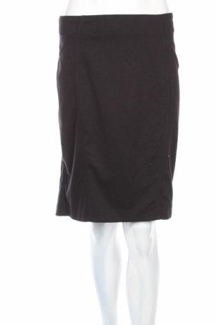 Φούστα Anne Klein, Μέγεθος L, Χρώμα Μαύρο, 76% πολυεστέρας, 20% βισκόζη, 4% ελαστάνη, Τιμή 9,70€