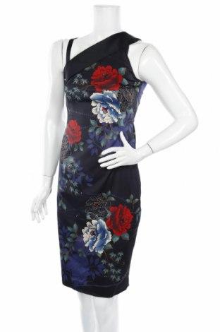 Рокля Karen Millen, Размер S, Цвят Многоцветен, Цена 46,50лв.