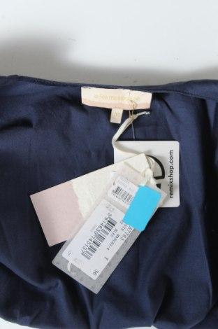 Болеро La Fee Maraboutee, Размер S, Цвят Син, 97% памук, 3% еластан, Цена 19,62лв.
