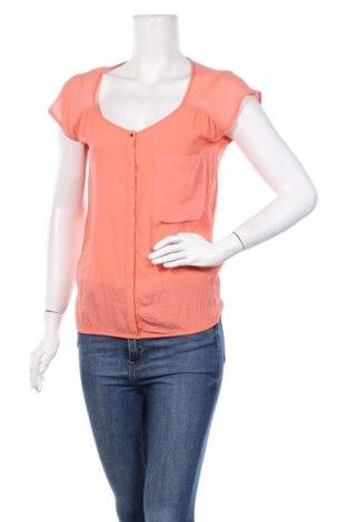 Дамска блуза Bershka, Размер S, Цвят Розов, Цена 7,28лв.
