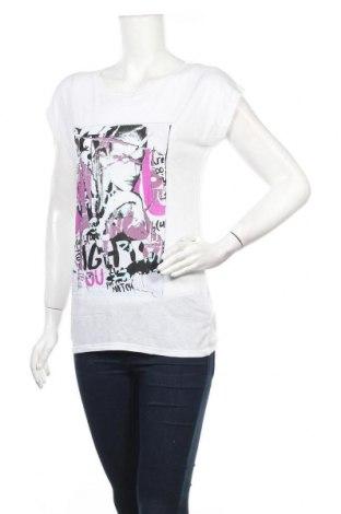 Γυναικεία μπλούζα Best Mountain, Μέγεθος S, Χρώμα Λευκό, 85% βισκόζη, 15% λινό, Τιμή 5,49€
