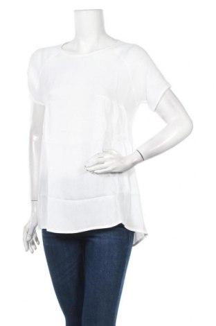 Дамска блуза La Fee Maraboutee, Размер M, Цвят Бял, Вискоза, Цена 49,40лв.