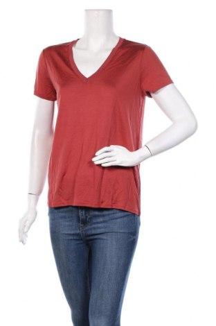 Γυναικεία μπλούζα Burton of London, Μέγεθος M, Χρώμα Κόκκινο, Μετάξι, Τιμή 22,94€