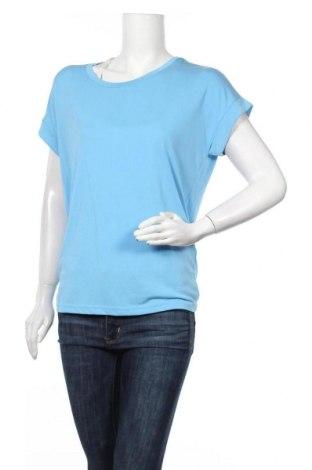 Дамска блуза Culture, Размер XS, Цвят Син, 70% модал, 30% полиестер, Цена 10,44лв.