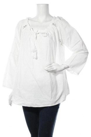 Γυναικεία μπλούζα Dorothy Perkins, Μέγεθος XL, Χρώμα Λευκό, Βαμβάκι, Τιμή 14,07€