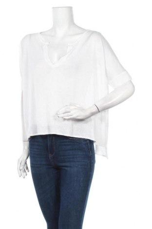 Γυναικεία μπλούζα La Fee Maraboutee, Μέγεθος S, Χρώμα Λευκό, 90% βισκόζη, 10% πολυεστέρας, Τιμή 11,74€